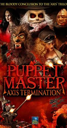 Puppet Master Axis Termination (2017)
