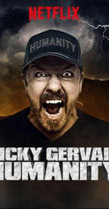 Ricky Gervais Humanity (2018)
