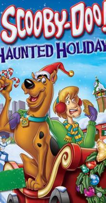 Scooby doo Haunted Holidays (2012)