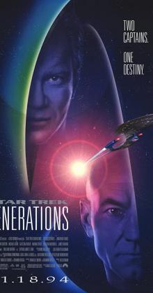 Star Trek 7 Generations (1994)