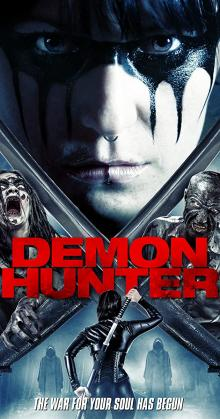 Taryn Barker Demon Hunter (2016)