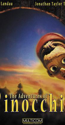 The Adventure of Pinocchio (1996)