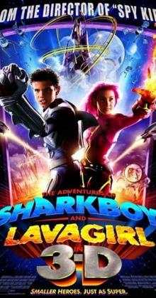 The Adventure of Sharkboy and Lavagirl (2005)