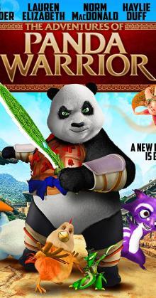 The Adventures Of Panda Warrior (2016)