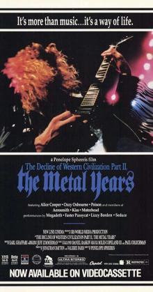The Decline of Western Civilization Part 2 The Metal Years (1988)