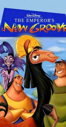 The Emperors New Groove (2000)