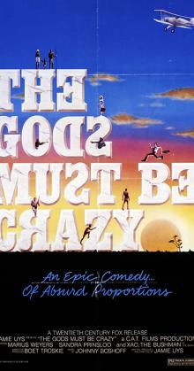 The Gods must be Crazy I (1980)