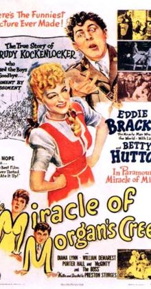 The Miracle of Morgans Creek (1944)