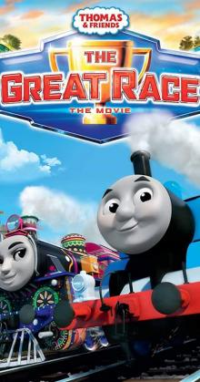 Thomas And Friends The Great Race (2016)
