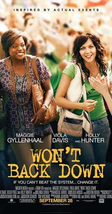 Wont Back Down (2014)
