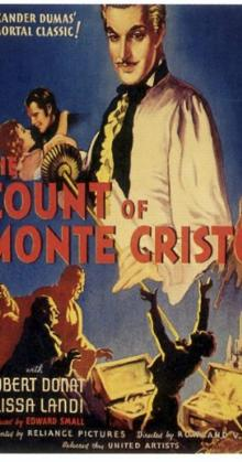 The Count if Monte Cristo (1934)