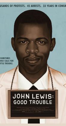 John Lewis Good Trouble (2020)