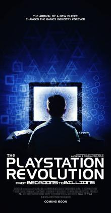 From Bedrooms to Billions The Playstation Revolution (2020)