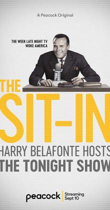 The Sit In Harry Belafonte hosts the Tonight Show (2020)