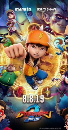 BoBoiBoy Movie 2 (2019)