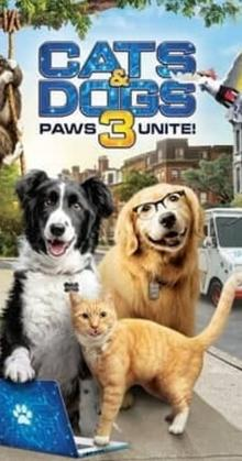 Cats Dogs 3 Paws Unite (2020)