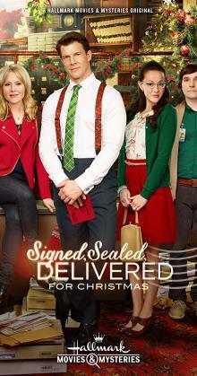 Signed Sealed Delivered for Christmas (2014)