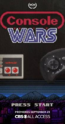Console Wars (2020)