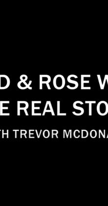 Fred Rose West the Real Story with Trevor McDonald (2019)