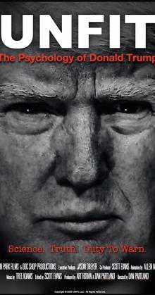 Unfit The Psychology of Donald Trump (2020)