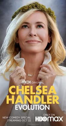 Chelsea Handler Evolution (2020)