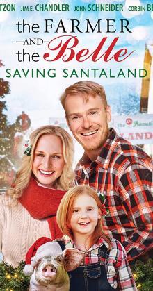 The Farmer and the Belle Saving Santaland (2020)