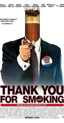 Thank You for Smoking (2005)