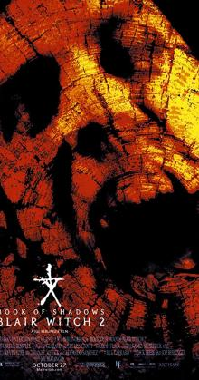 Book of Shadows Blair Witch 2 (2000)