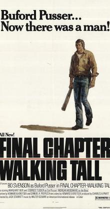 Final Chapter Walking Tall (1977)