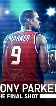 Tony Parker The Final Shot (2021)