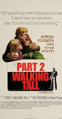 Walking Tall Part II (1975)