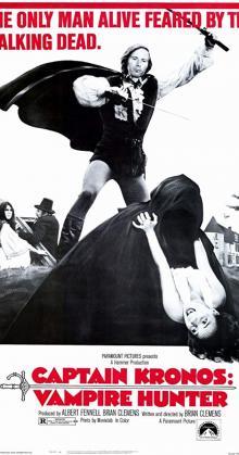 Captain Kronos - Vampire Hunter (1974)