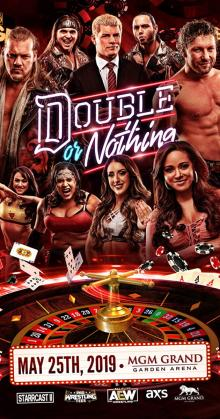 All Elite Wrestling Double or Nothing (2019)
