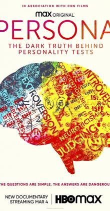 Persona The Dark Truth Behind Personality Tests (2021)