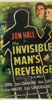 The Invisible Man s Revenge (1944)