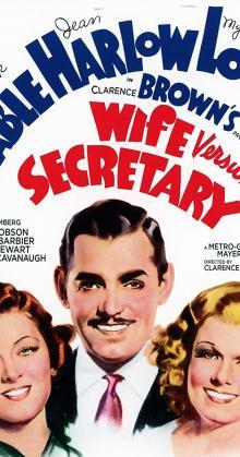 Wife vs Secretary (1936)