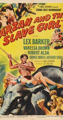 Tarzan and the Slave Girl (1950)