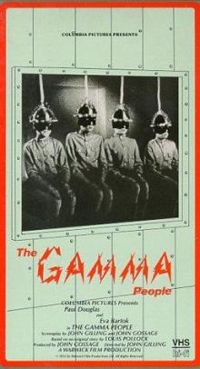 The Gamma People (1956)