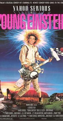 Young Einstein (1990)