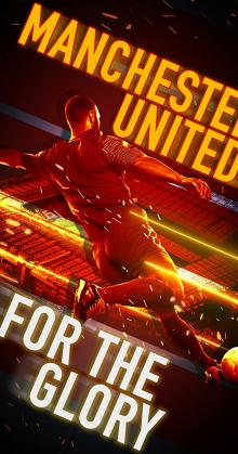 Manchester United For the Glory (2020)