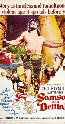 Samson and Delilah (1950)