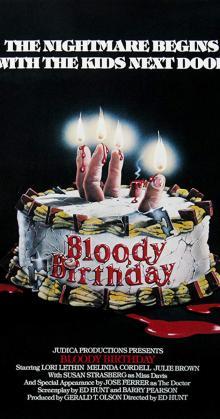 Bloody Birthday (1981)