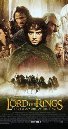 The Lord Of The Rings The Fellowship Of The Ring Part 1 (2001)