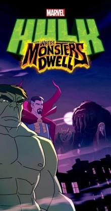Hulk Where Monsters Dwell (2016)
