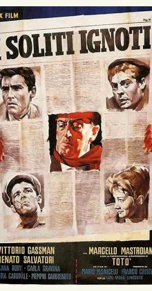 Big Deal on Madonna Street (1958)