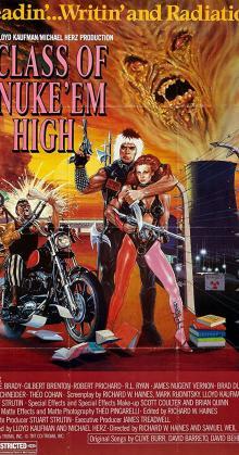 Class of Nuke Em High (1986)