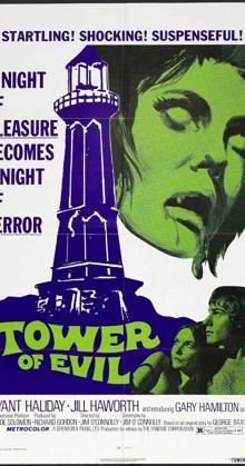 Horror on Snape Island (1972)