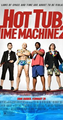 Hot Tub Time Machine 2 (2015)