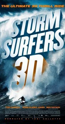 Storm Surfers 3D (2012)