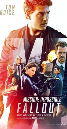 Mission: Impossible - Fallout (2018) cam